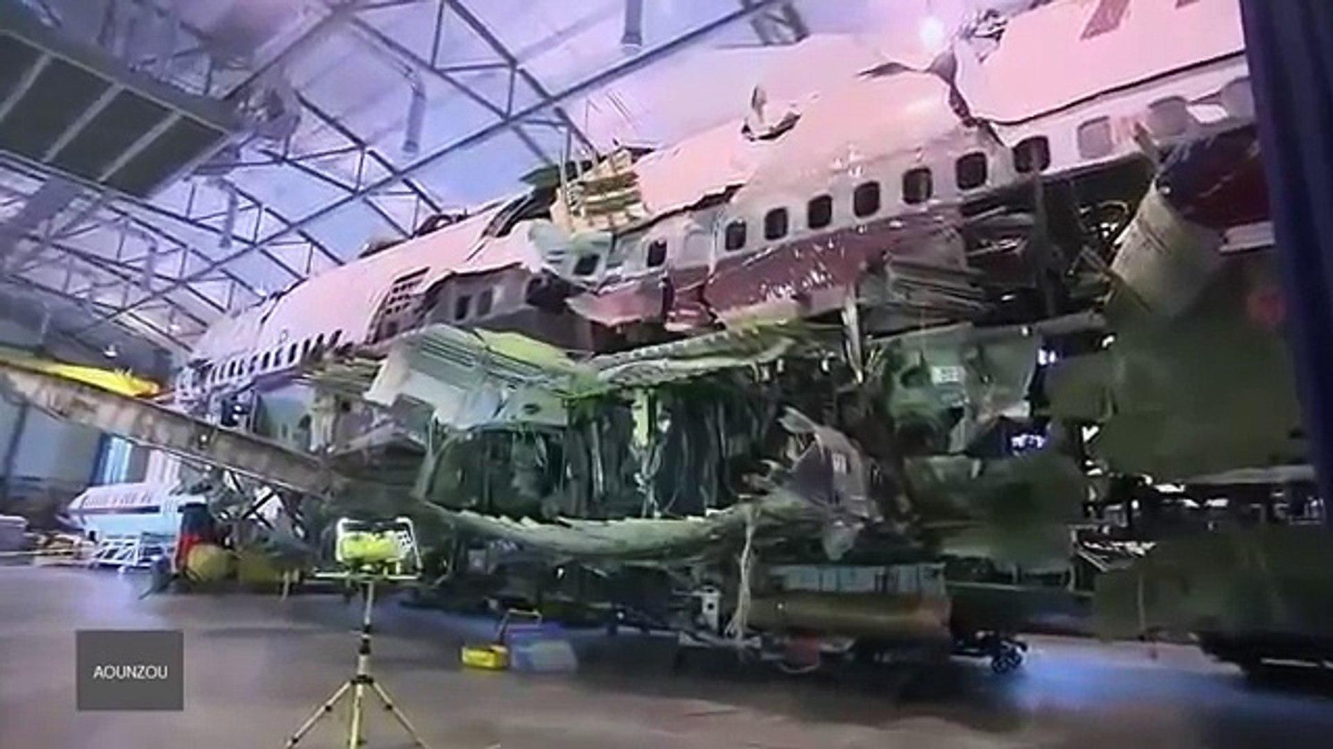 Air CRASH investigation 2016 NEW SERIE - FATAL FLAWS
