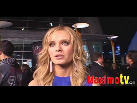 Sara Paxton on The Last House On The Left Horror Movie