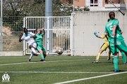 D1 - OM 3-1 Saint-Etienne : le but de Viviane Asseyi (5e)