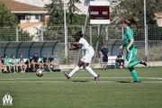 D1 - OM 3-1 Saint-Etienne : le but de Viviane Asseyi (90+1e)