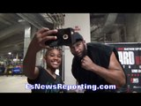 """Darmani Rock: Places Anthony Joshua at top; Will add Deontay Wilder when he """"fights somebody"""""""