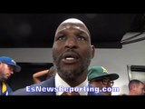 """BERNARD HOPKINS """"GOLOVKIN IS NOW DOING THE SAME THING HE ACCUSED CANELO OF DOING"""" - EsNews Boxing"""