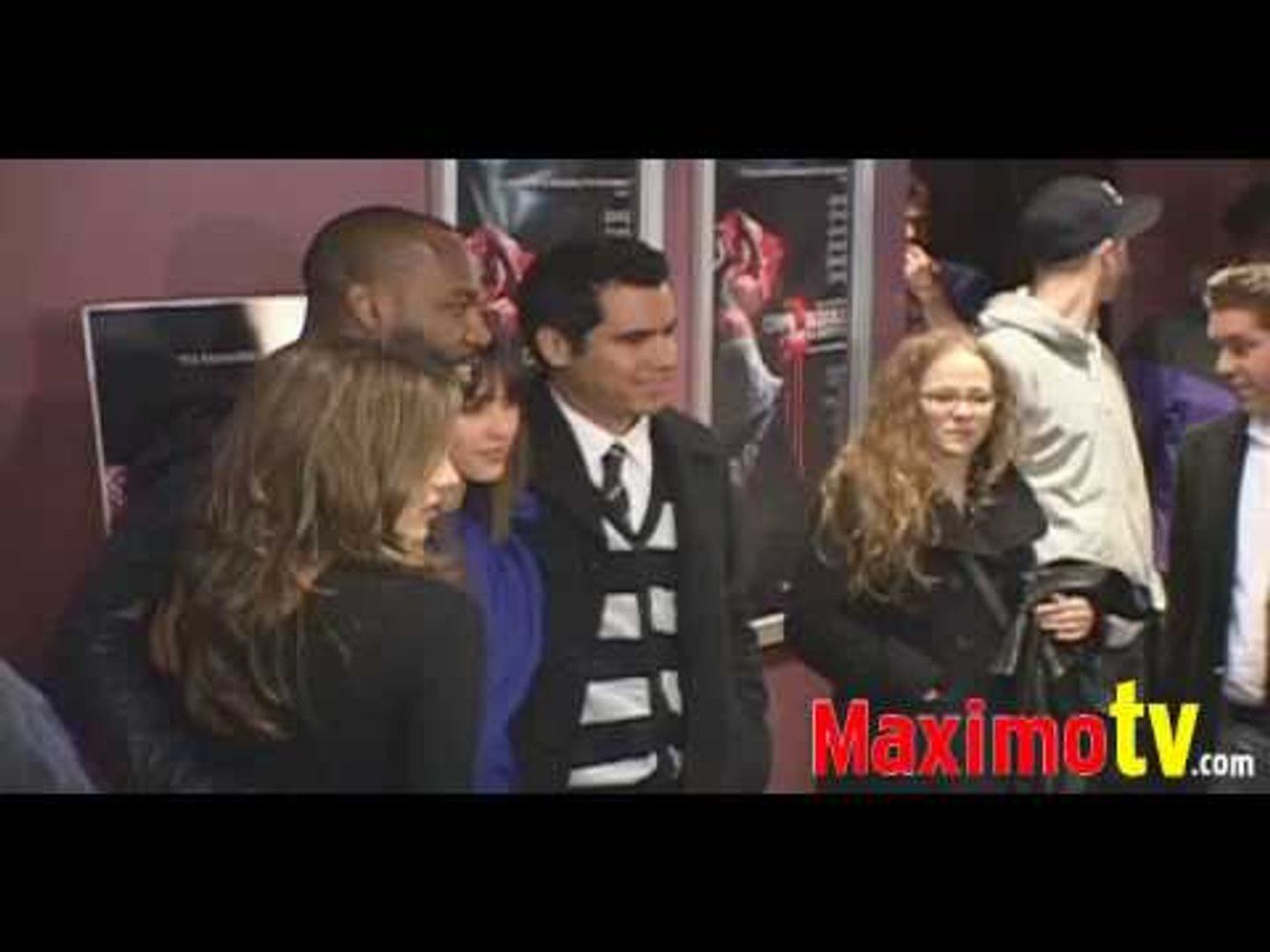 Crips and Bloods: Made in America Premiere Jessica Alba