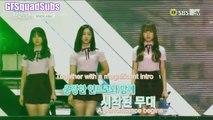 GFriend - SBS MTV 2016 Dream Concert Behind Story #1 - ENG SUB HD