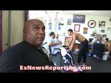 BUDDY MCGIRT: CRAWFORD BEATS DANNY GARCIA RIGHT NOW; WHY CRAWFORD MIGHT HAVE TO MOVE UP TO 147LBS?