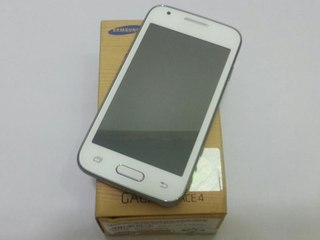 Samsung Galaxy Ace 4 Unboxing And First Look By Arshad