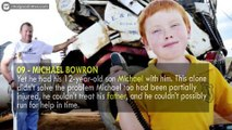 10 Amazing Child Heroes Who Saved Lives