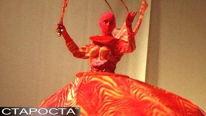 Martian Flower – Elena Basova Theatre