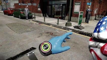 PayDay 2 se met à la VR de Payday 2 Crimewave Edition