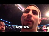 Danny Garcia On Fighting Pacquiao Thurman Broner and Berto EsNews Boxing