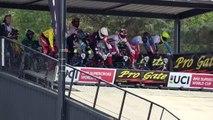Gros crash lors du Round 4 de la Coupe du monde de BMX Supercross