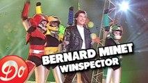 Bernard Minet : Winspector (Club Dorothée)