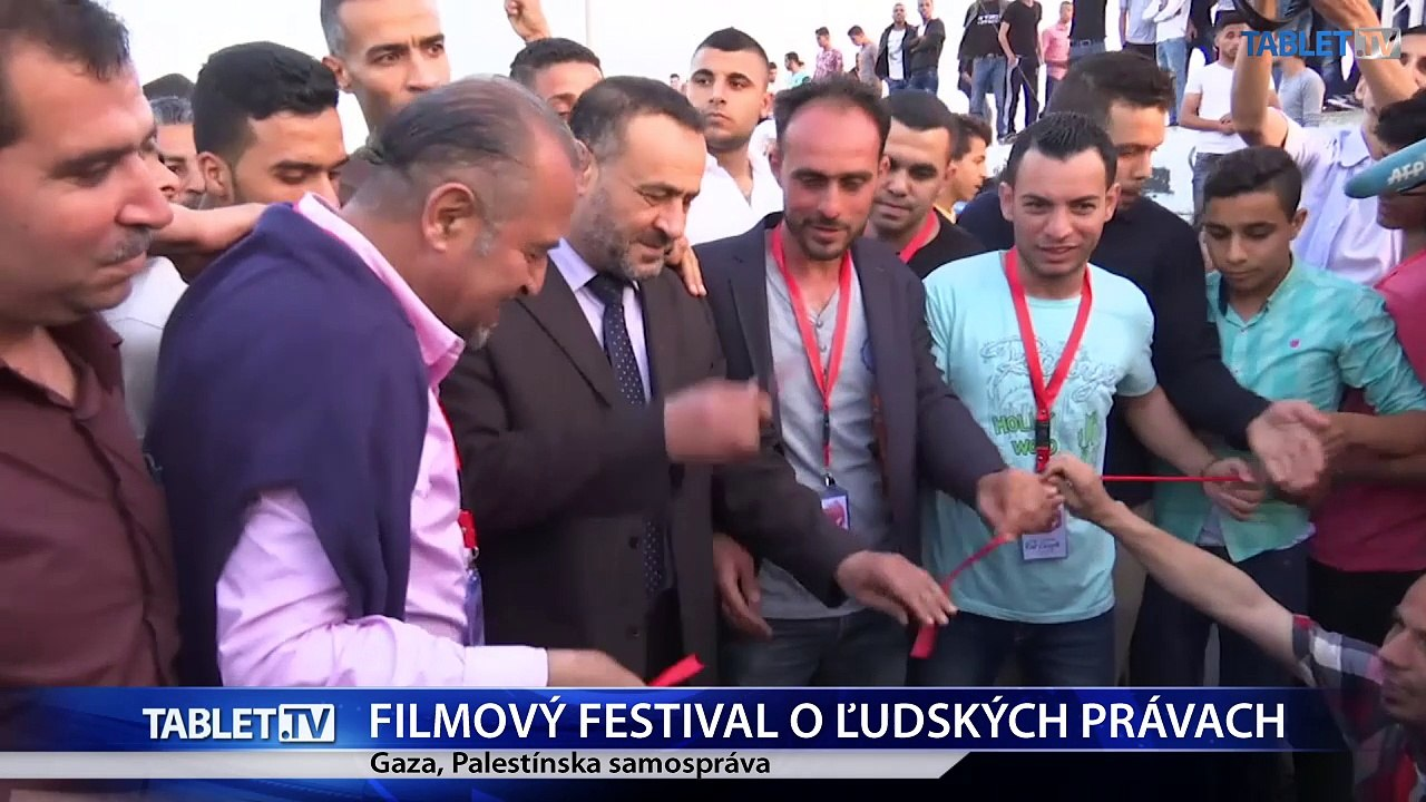 Filmový festival je posolstvom Palestínčanov adresovaným svetu