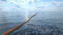 Ocean Cleanup Foundation Unveils Plans To Battle Pacific Garbage Patch