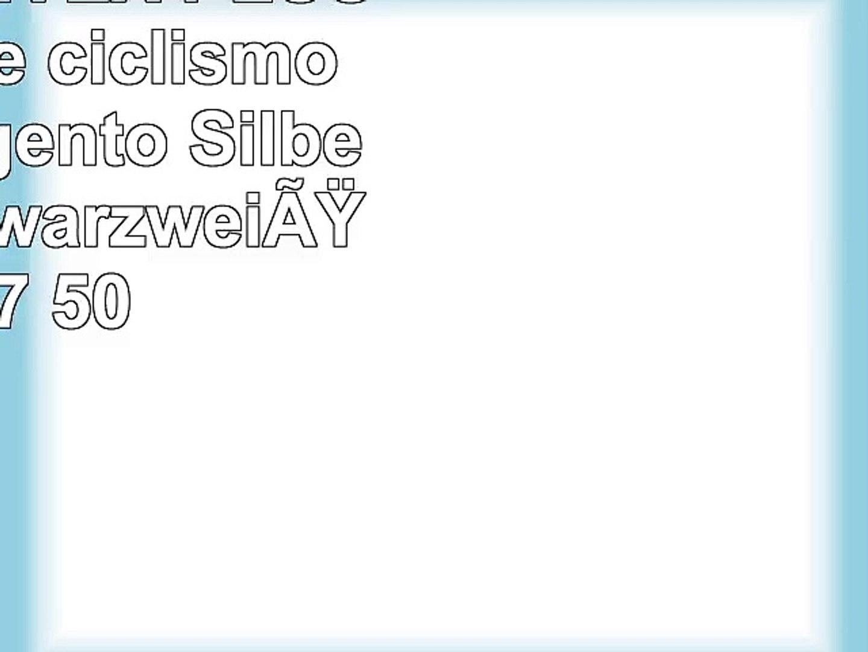 Diadora TRIVEX PLUS  Calzado de ciclismo unisex Argento Silber silberschwarzweiß