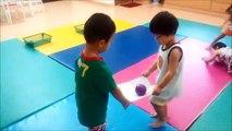 balance game-preschool kids
