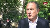 Didier Guillaume : Didier Guillaume : «Je veux soutenir cette majorité, le Président de la République et ce gouvernement parce qu'il faut qu'ils réussissent. »