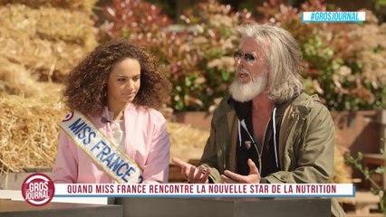 Le Gros Journal avec Alicia Aylies, Miss France 2017, et avec Gilles Lartigot, l'intégrale du 15/05 - CANAL+