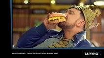 Billy Crawford a 35 ans : Sa pub délirante pour Burger King (Vidéo)