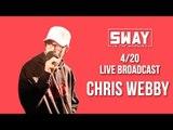 Sway Takes Denver: Chris Webby Performs Live