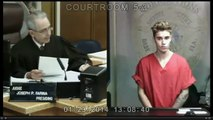 Justin Bieber Court VIDEO _ Justin Bieber Arrested DUI & Drag Racing Reaction