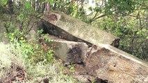 Hautes-Alpes : maisons fissurées et murs qui s'affaissent à Embrun. La réaction de Chantal Eymeoud