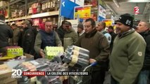 Concurrence étrangère : la colère des viticulteurs français