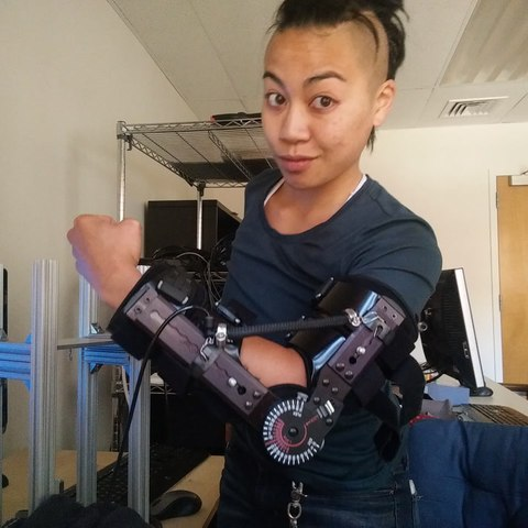 This woman designed a robo-suit to help paralyzed people move again [Mic Archives]
