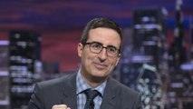 John Oliver Compares Trump to a Little Child