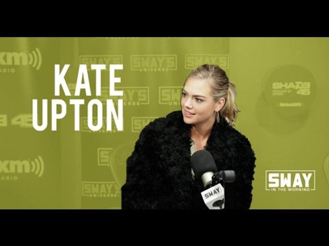 Kate Upton on Sex with Justin Verlander, Best Pick-Up Lines + Sports Illustrator Cover