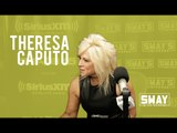 Psychic Medium Theresa Caputo Reads Sway and Heather B on Sway in the Morning