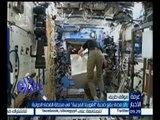 """غرفة الأخبار   رائد فضاء يقع ضحية """" الغوريلا المرعبة """" في محطة الفضاء الدولية"""