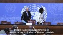 Syrie : nouveaux pourparlers de paix à partir de mardi