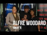 Alfre Woodard Interview on Sway in the Morning