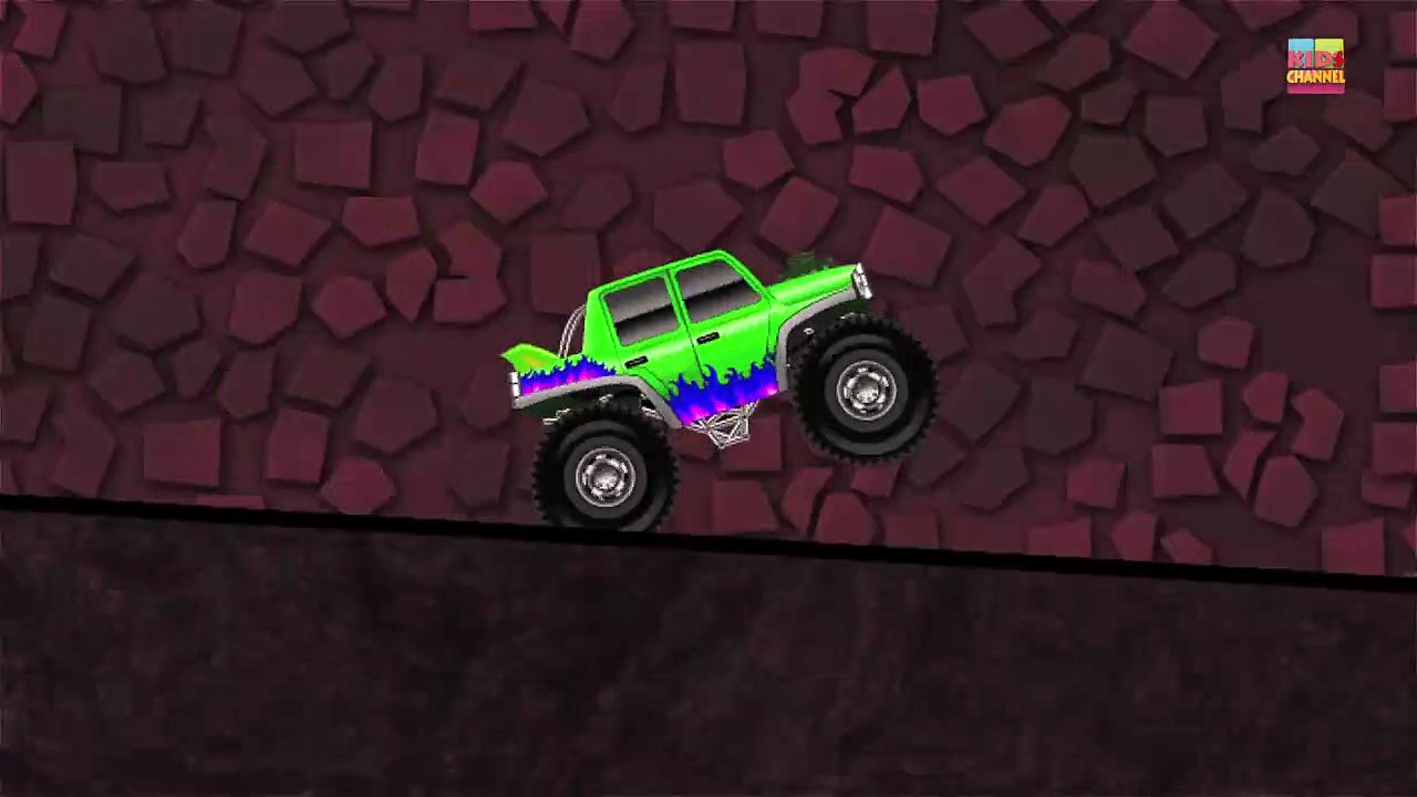 Monster Trucks _ Cars And Trucks For T