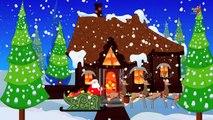 Ici Vient Monsieur Père Noël _ le père noël chanson _ joyeux
