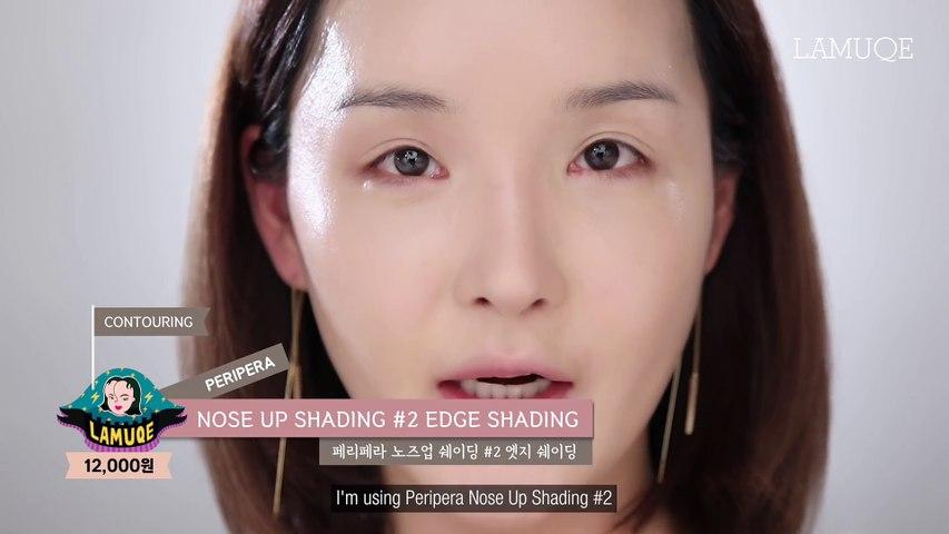 Korean daily Makeup l LAMUQE 왕초보 데일리 메이크업 (feat. 로드샵 추천제품)