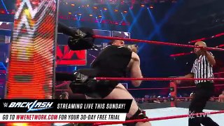 Jeff Hardy vs. Sheamus- Raw, May 15, 2017