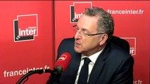 """Richard Ferrand : """"La nomination d'un homme de droite à Matignon n'est pas franchement une surprise."""""""