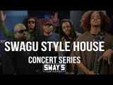 CeeLo Green's New Group, Swagu Style House Performs Live on Sway in the Morning