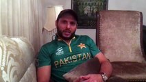 Shahid Afridi apologizes to Pakistan for not delivering performance in World T20 2016 Boom Boom Rocks