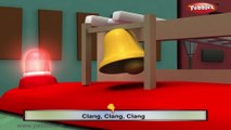 Bells | Baby  songs | 3d animated poems for kids | nursery rhyme with lyrics | nursery poems for kids | Kids poem | Funny poems for children | song of bells |