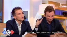 Gaspard Gantzer regrette les critiques injustes envers François Hollande - Regardez