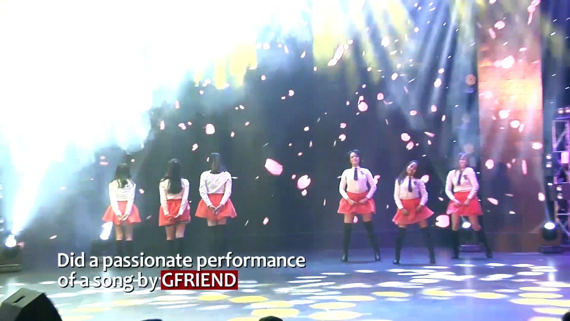 [Showbiz Korea] GUGUDAN in 2017 K-pop Cover Dance Festival