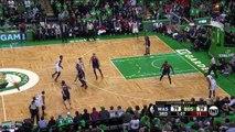 Le 18-2 qui a permis aux Celtics d'enterrer les Wizards