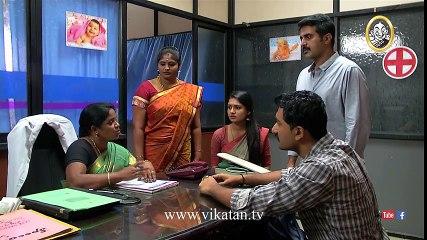 Prakash celebrates Sathya's pregnancy _ Best of Deivamagal