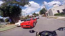 Ronco Inacreditável da  Ferrari Califórnia !!!