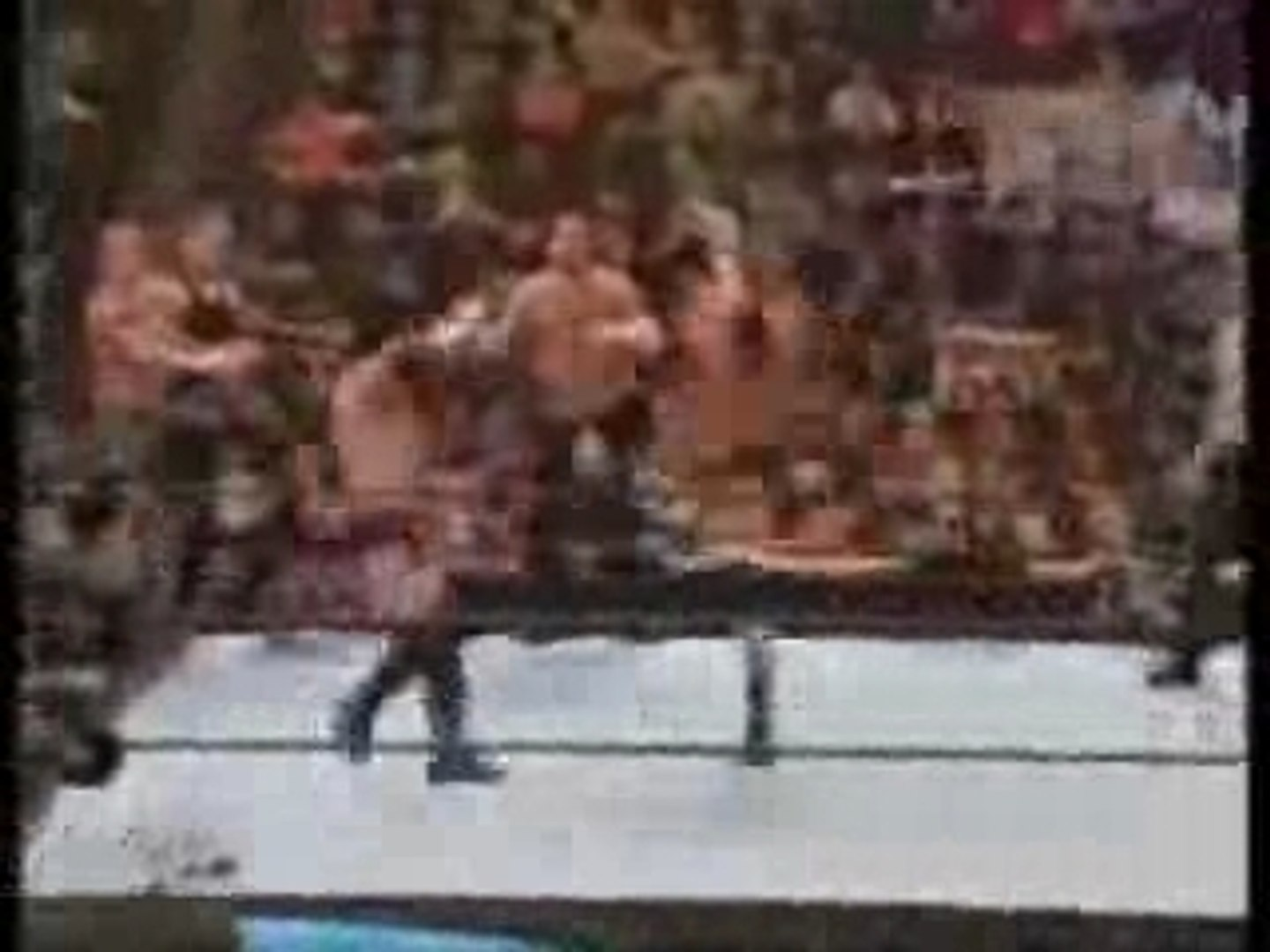 2006 survivor series match part 2