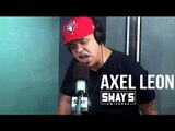 """Friday Fire Cypher: Axel Leon Talks About his Project """"The Black Hole"""" and Rips a Live Freestyle!"""