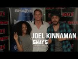"""Joel Kinnaman Describes How He Prepared For His Role of Rick Flag in """"Suicide Squad"""""""